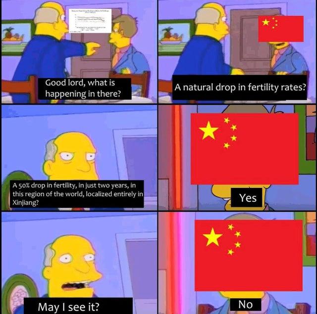 Le china - meme
