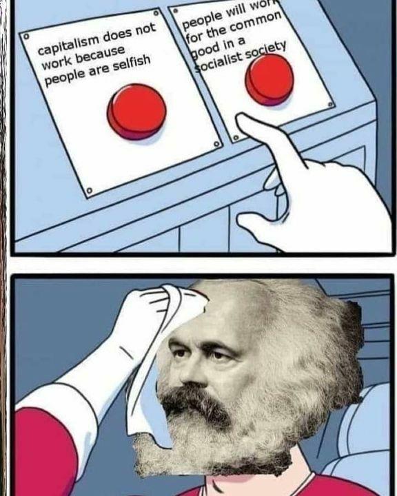 Marxists be like - meme