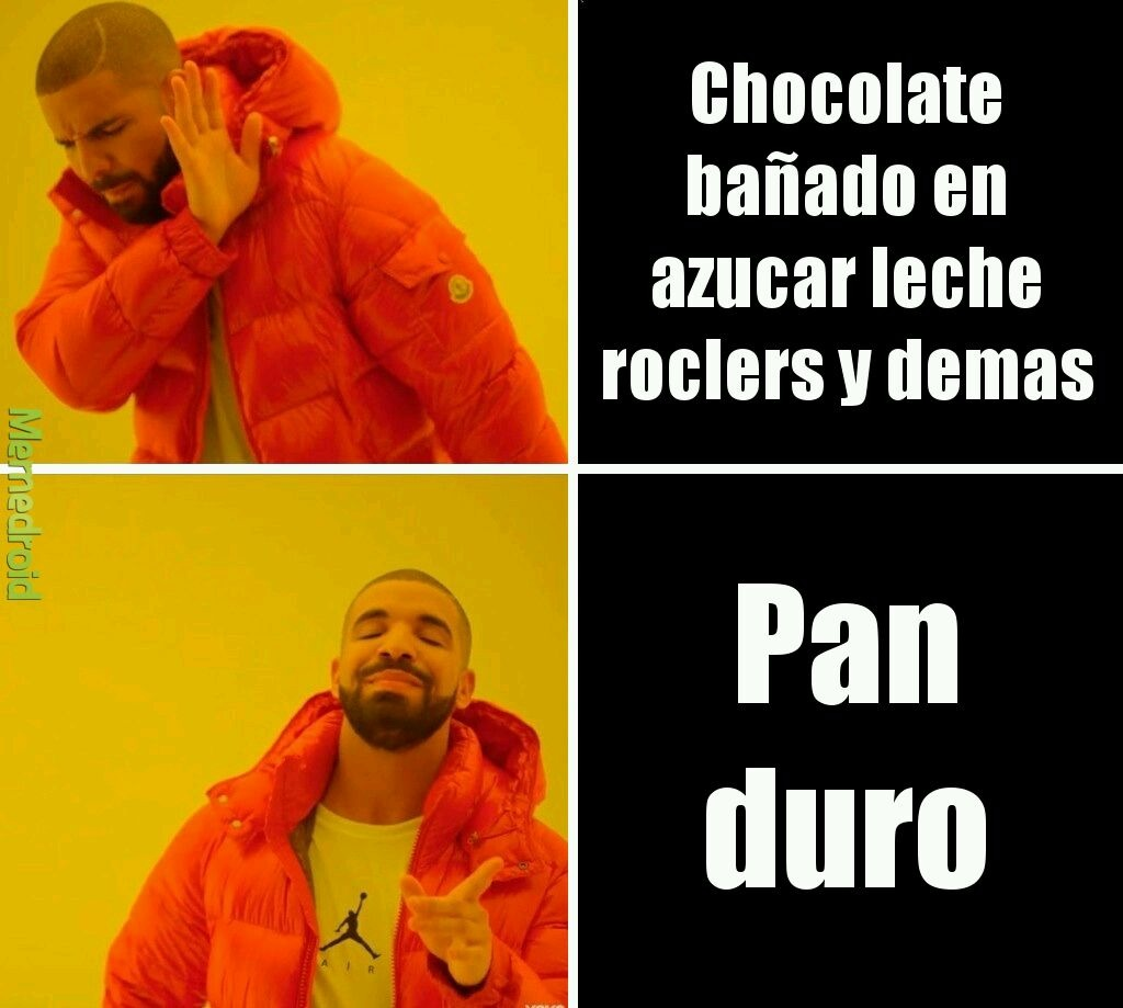 Pan duro pa - meme