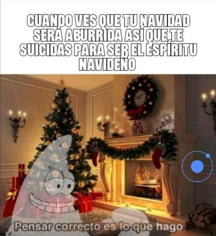 El título quiere tener una feliz navidad - meme