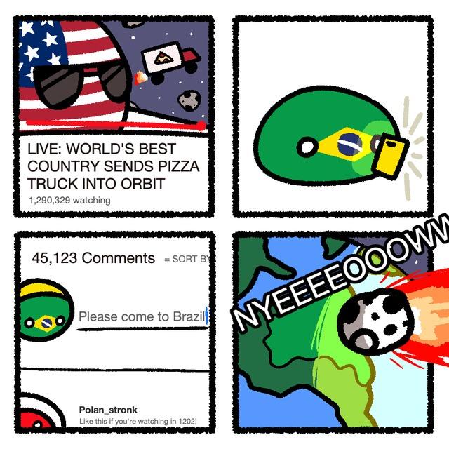 Countryball :) - meme