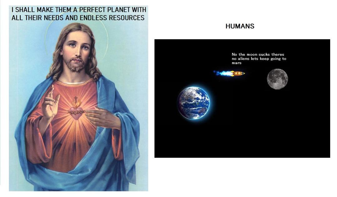 Humans - meme