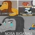 Nosa bigabau ;-;