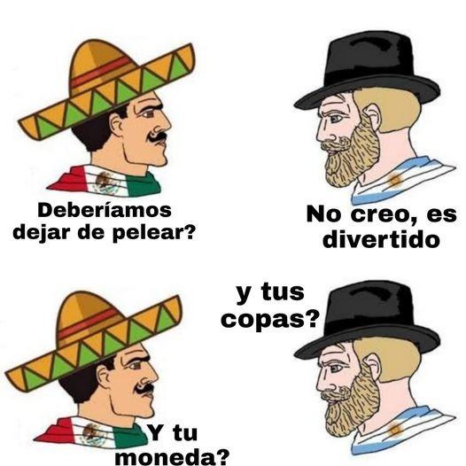 Panas - meme