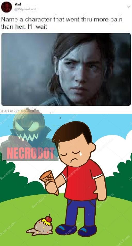 No hay nada más triste :( - Meme subido por Necrobot ...