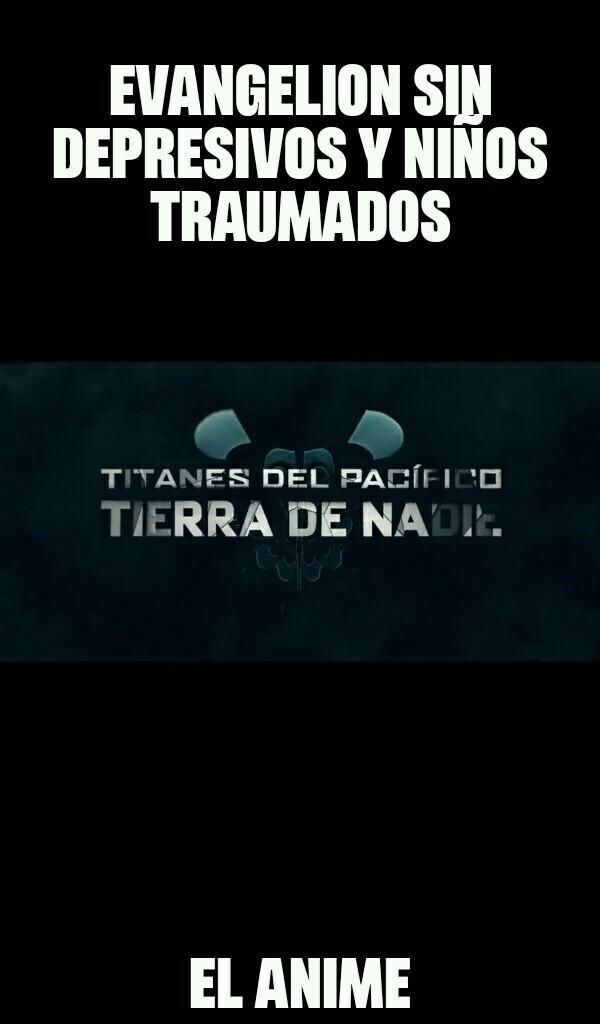 Dirigido por Guillermo del toro y un japones - meme