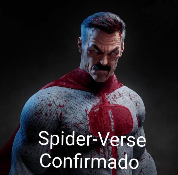 Spider verse - meme