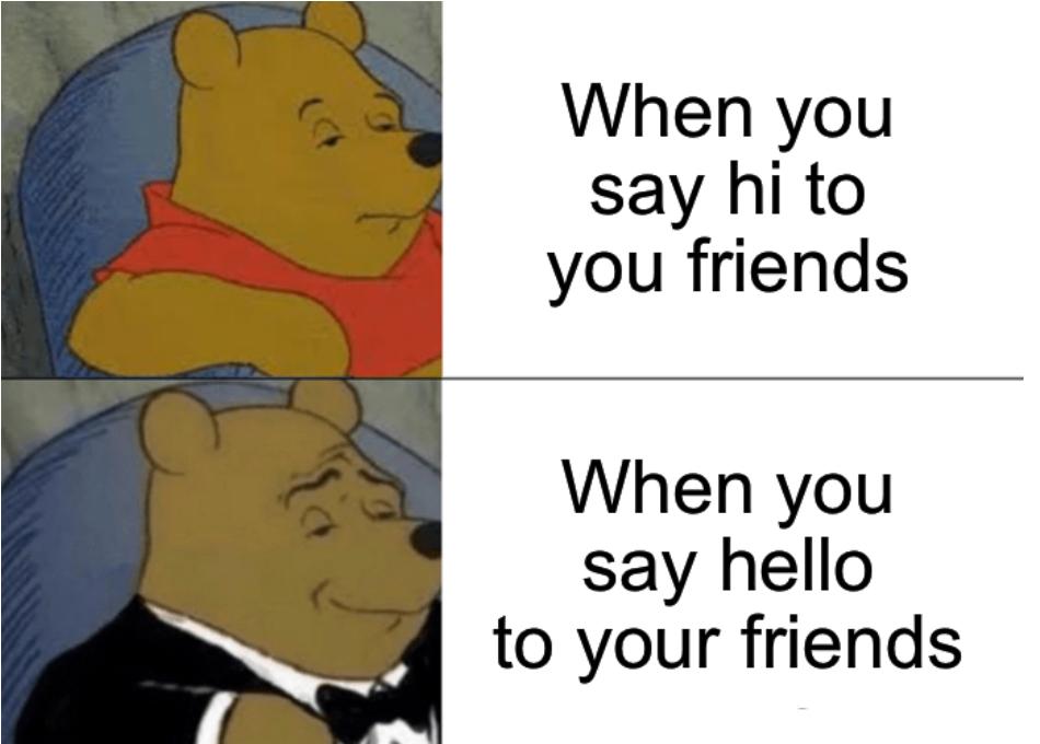 Gentleness - meme