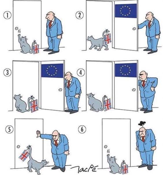 EU U U U - meme