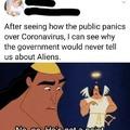 Virus alien