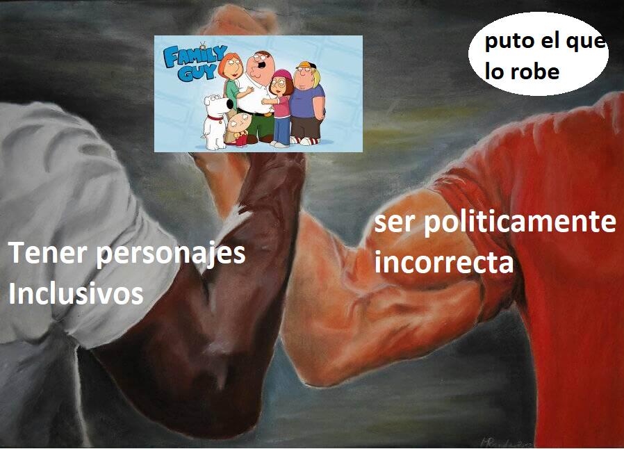 Progresistas: Amigo o enemigo? - meme