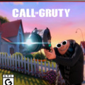 Call of Gruty PS3