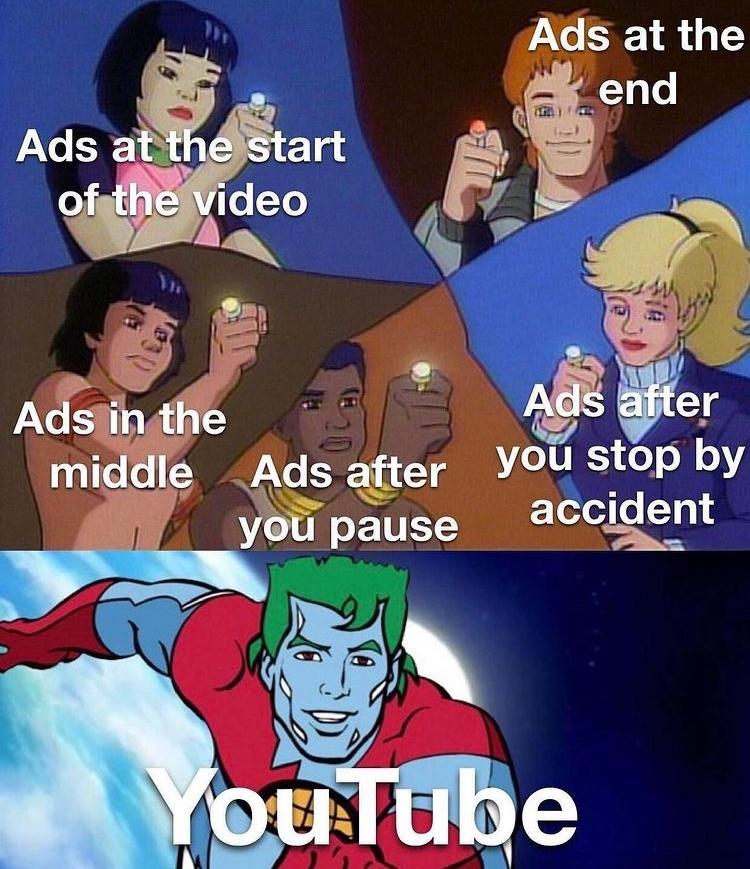 ads for days - meme