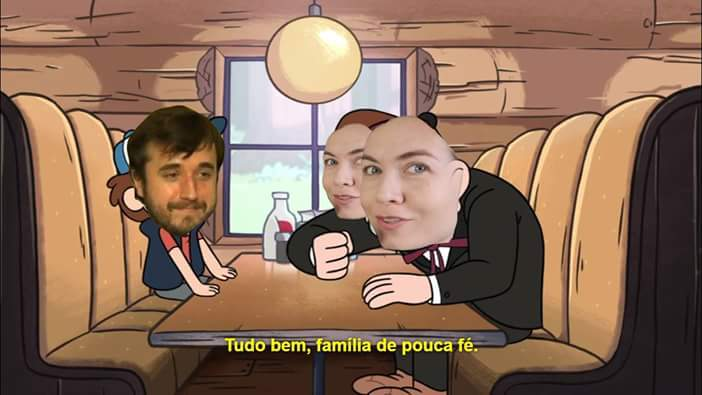 Quando não acreditam que você vai pegar o porygon - meme