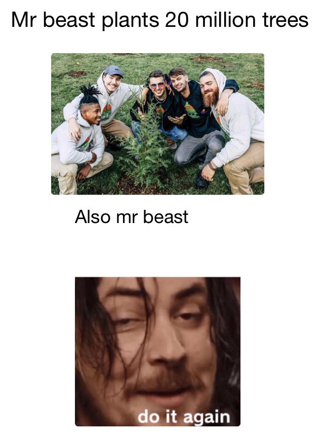 Mrbeast6000 - meme