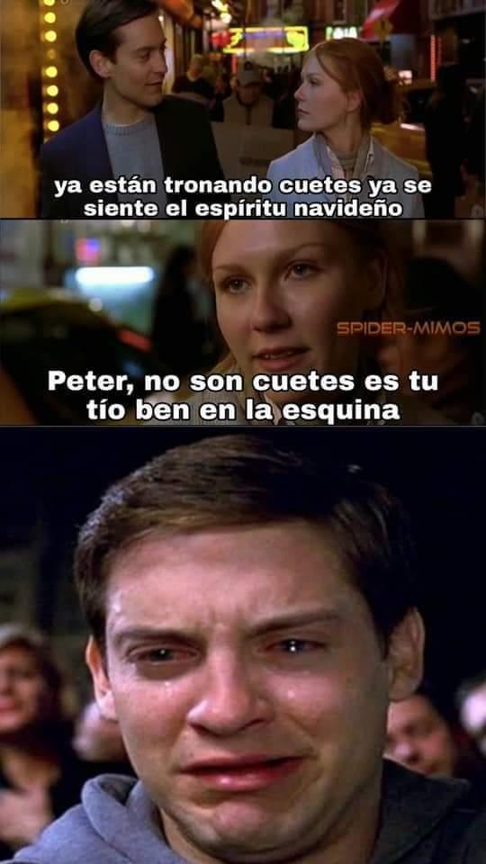 """Pobre """"Piter"""" - meme"""