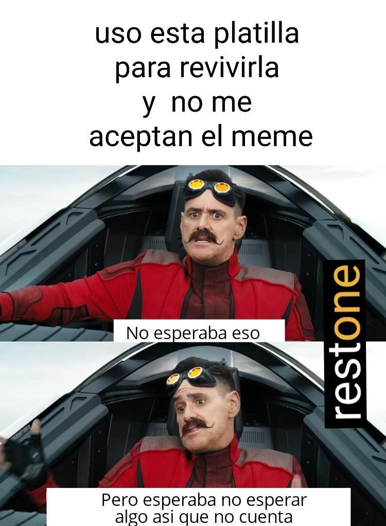 Me gusta la plantilla - meme