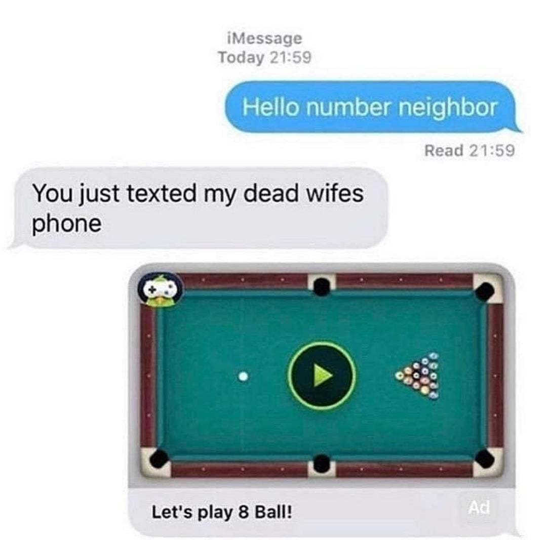 Who wants to play? - meme