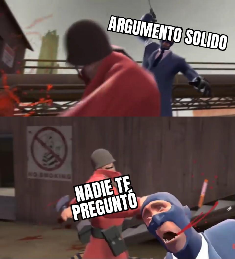 Me caga cuando dicen eso - meme