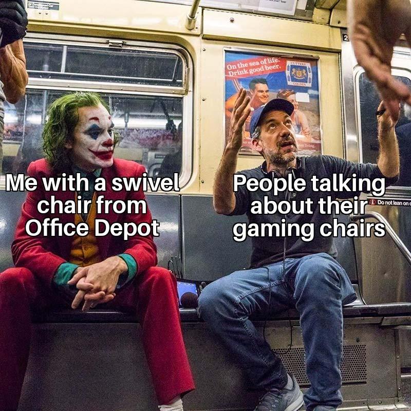 I'm poor - meme