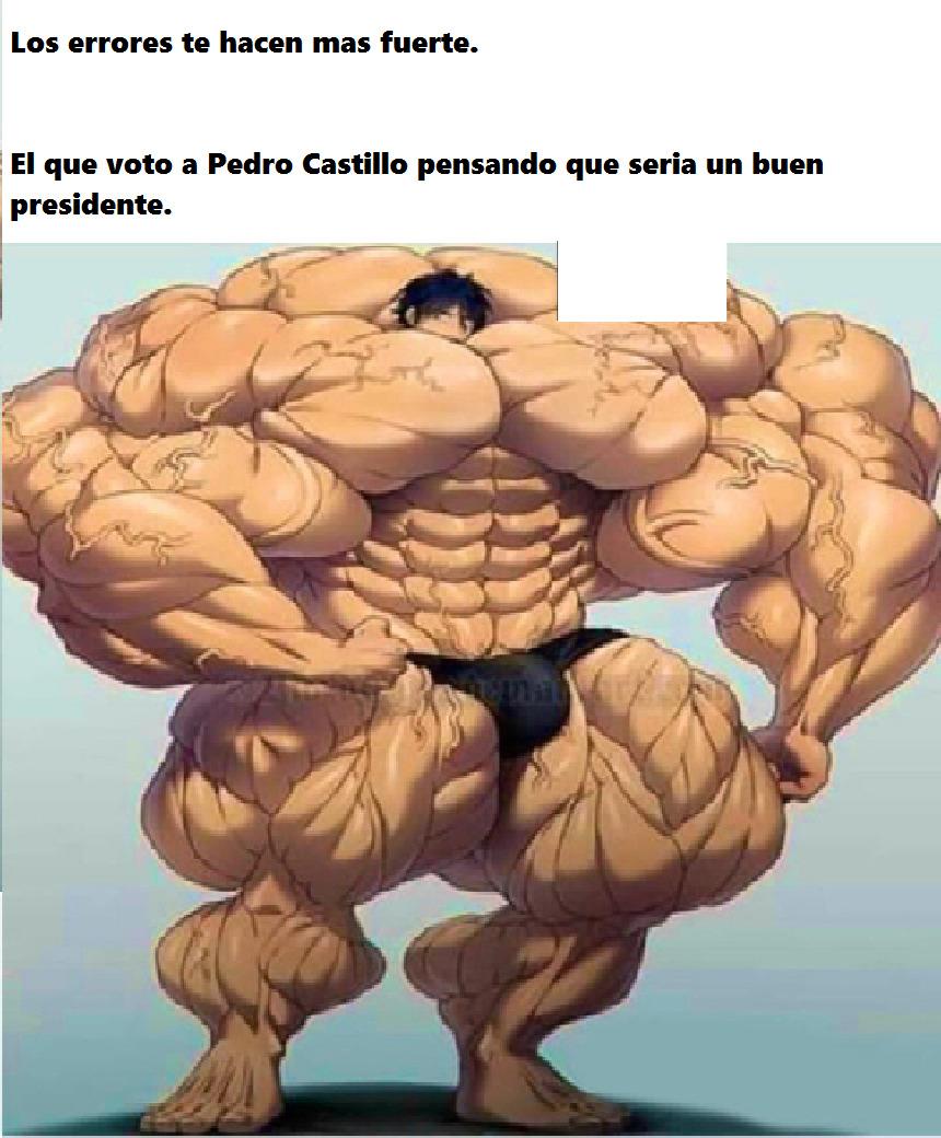 los peruanos entenderan esto xD - meme