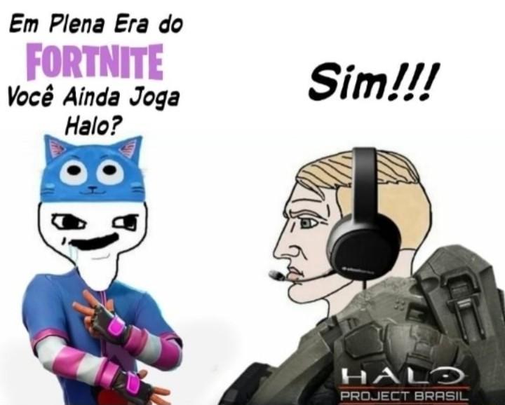 Halo :son: - meme