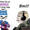 Halo :son: