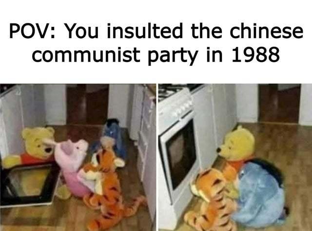 Or in 2021 - meme