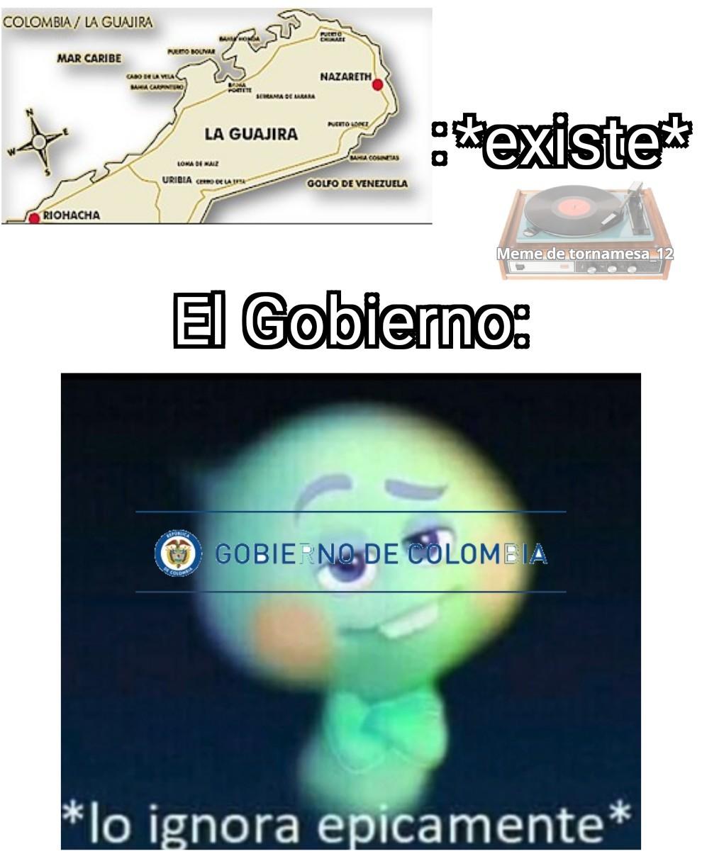 Guajira - meme