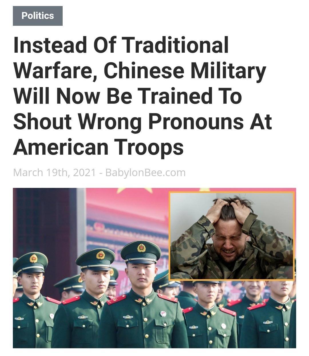 US military is doomed - meme