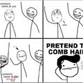 happened to me in high school