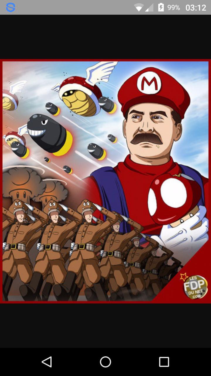 Mario staline