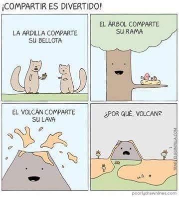 Por que Volcán por que!!!!  D: - meme