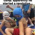 Ninja's unite