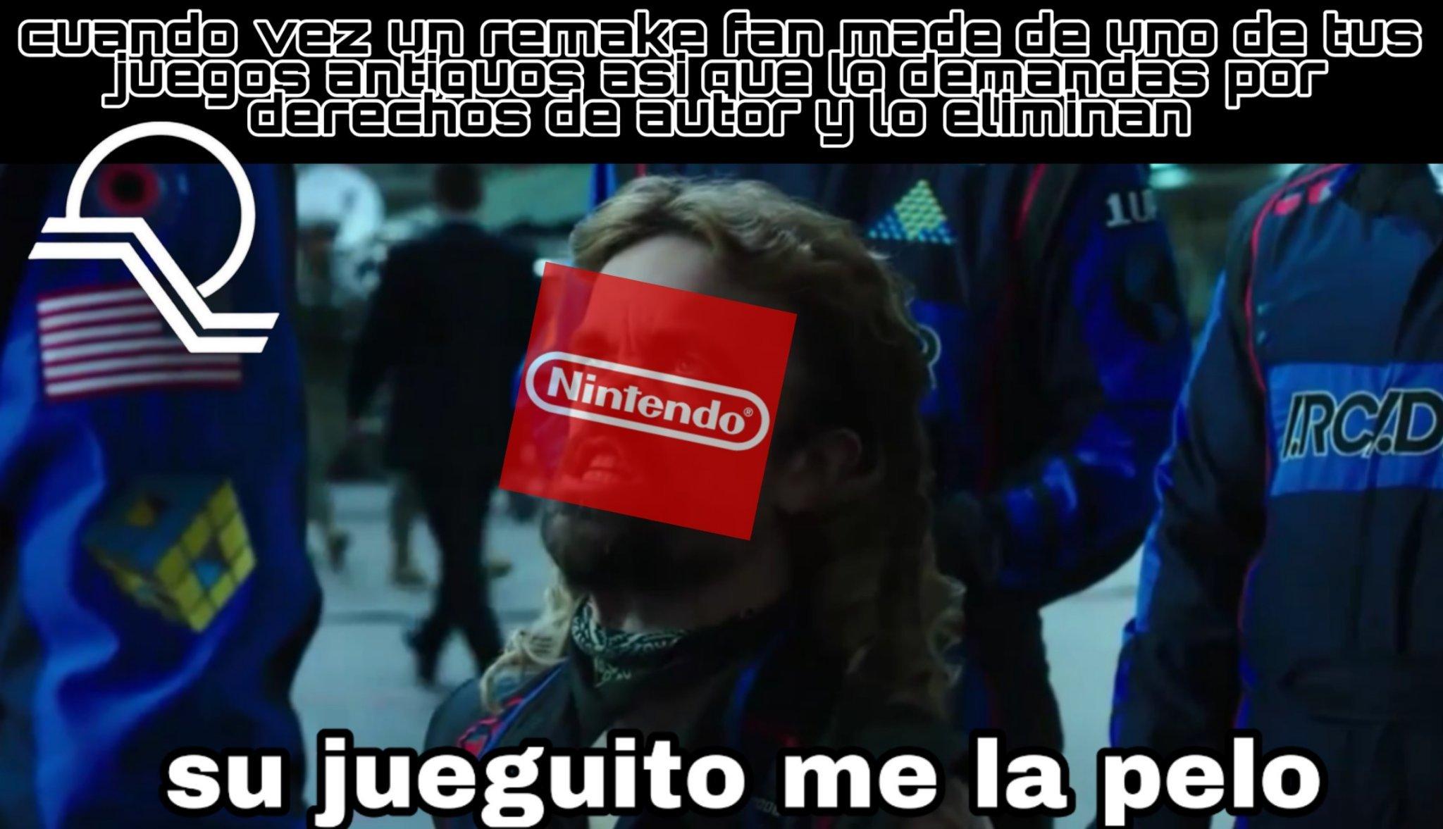 Nintenright - meme