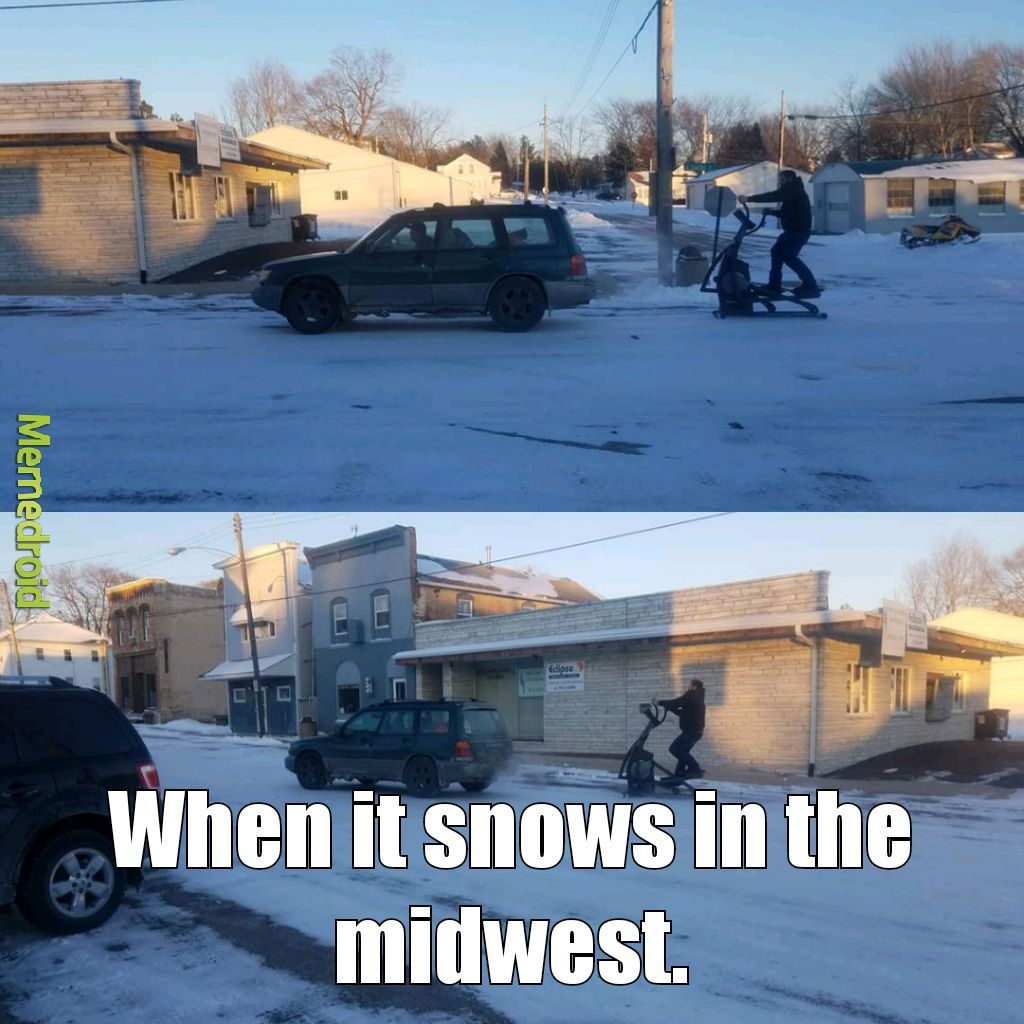 Literally the next town over from me - meme