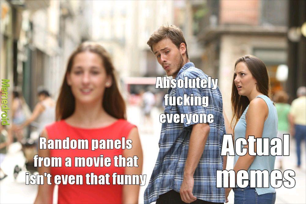Tile - meme