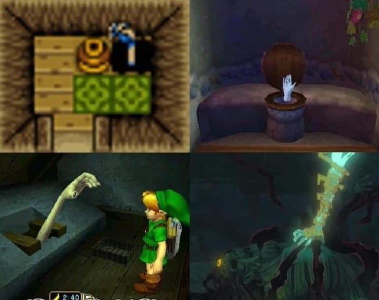 Quiero respuestas Nintendo! - meme