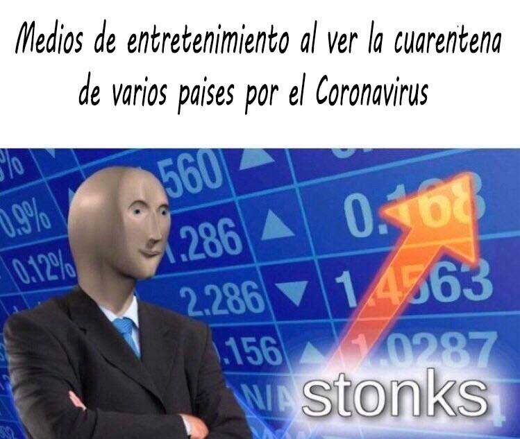 Venezuela en Cuarentena XD - meme