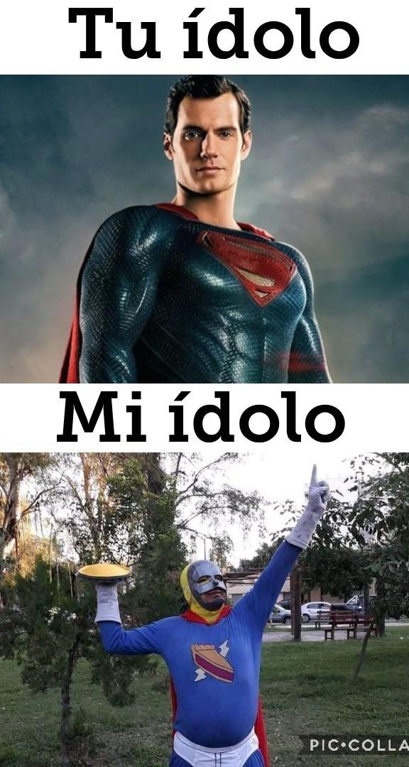 Ídolos - meme