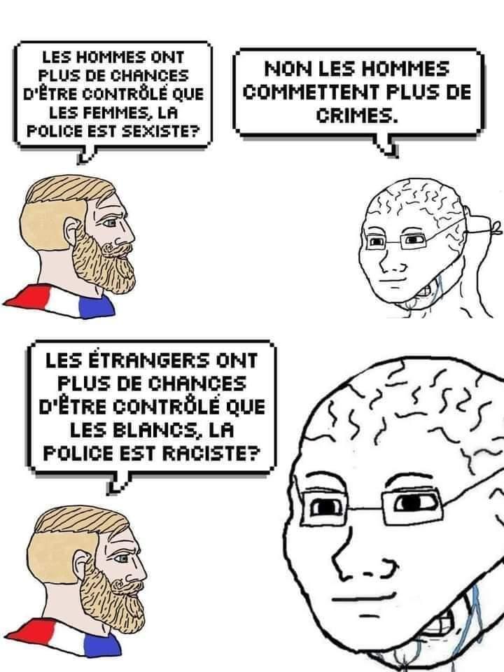 Réalité x1000 - meme