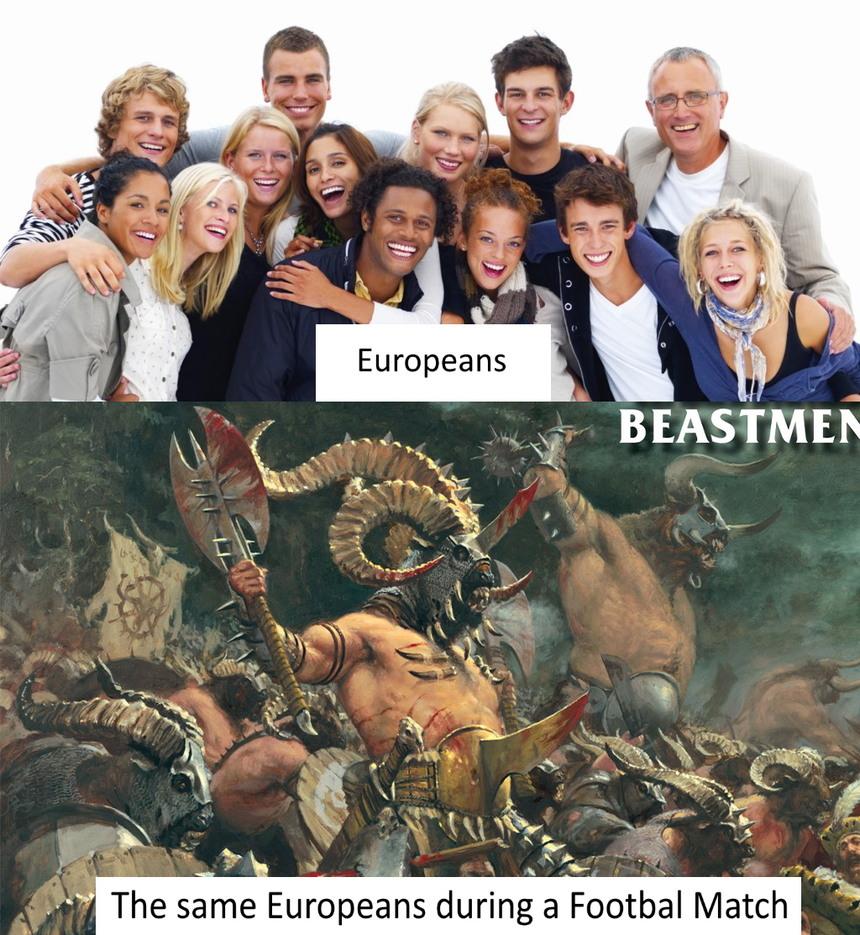 European Soccer - meme