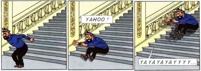 Super Tintin 64 - meme