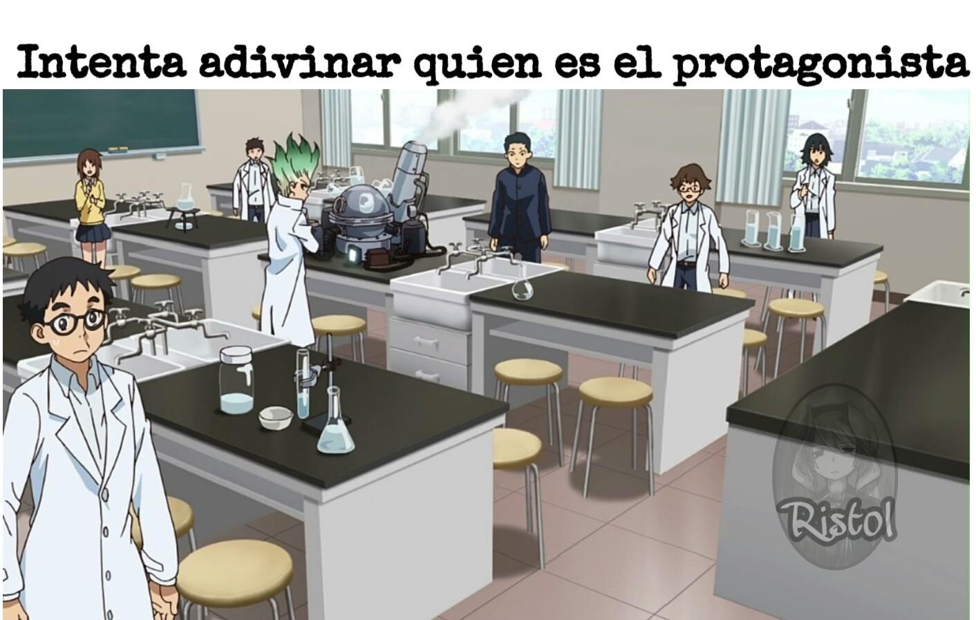 Dr.Stone - meme