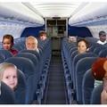 Le titre est dans l'avion