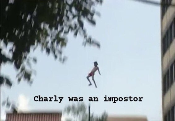 Wtf charly - meme