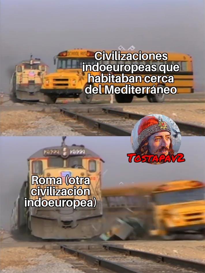 Roma - meme