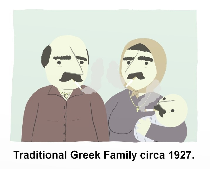 Happy greek independence day btw! - meme