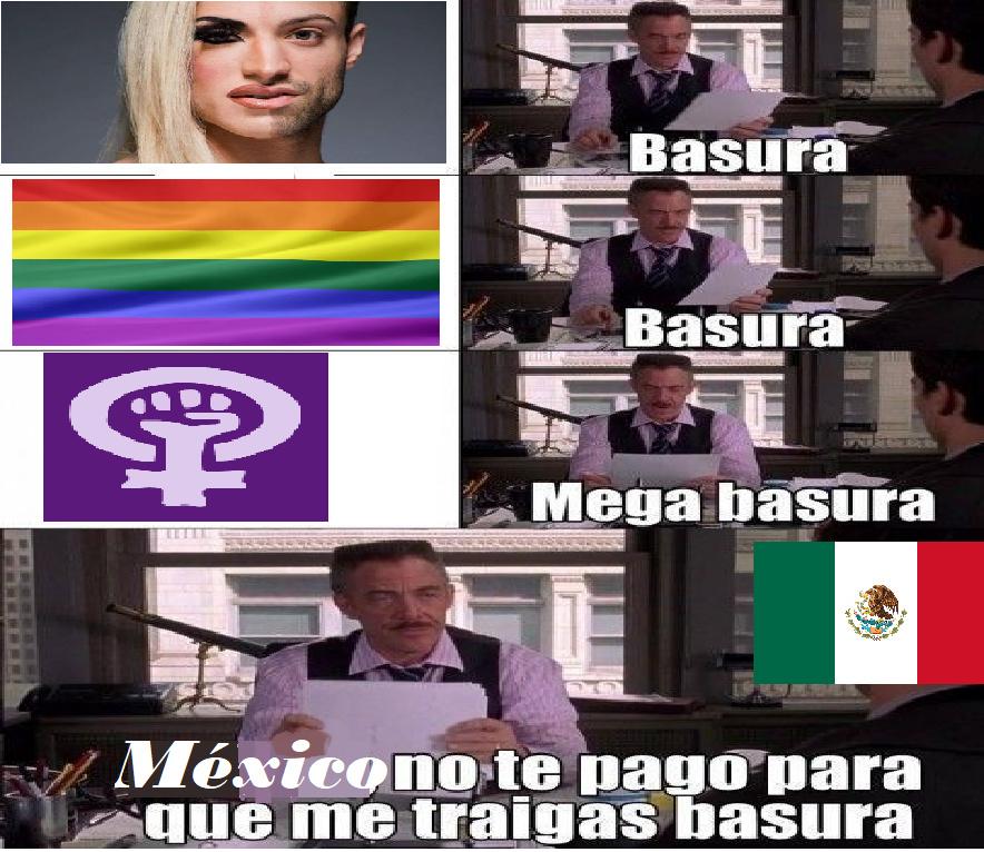 SUPER BASURA : ( - meme