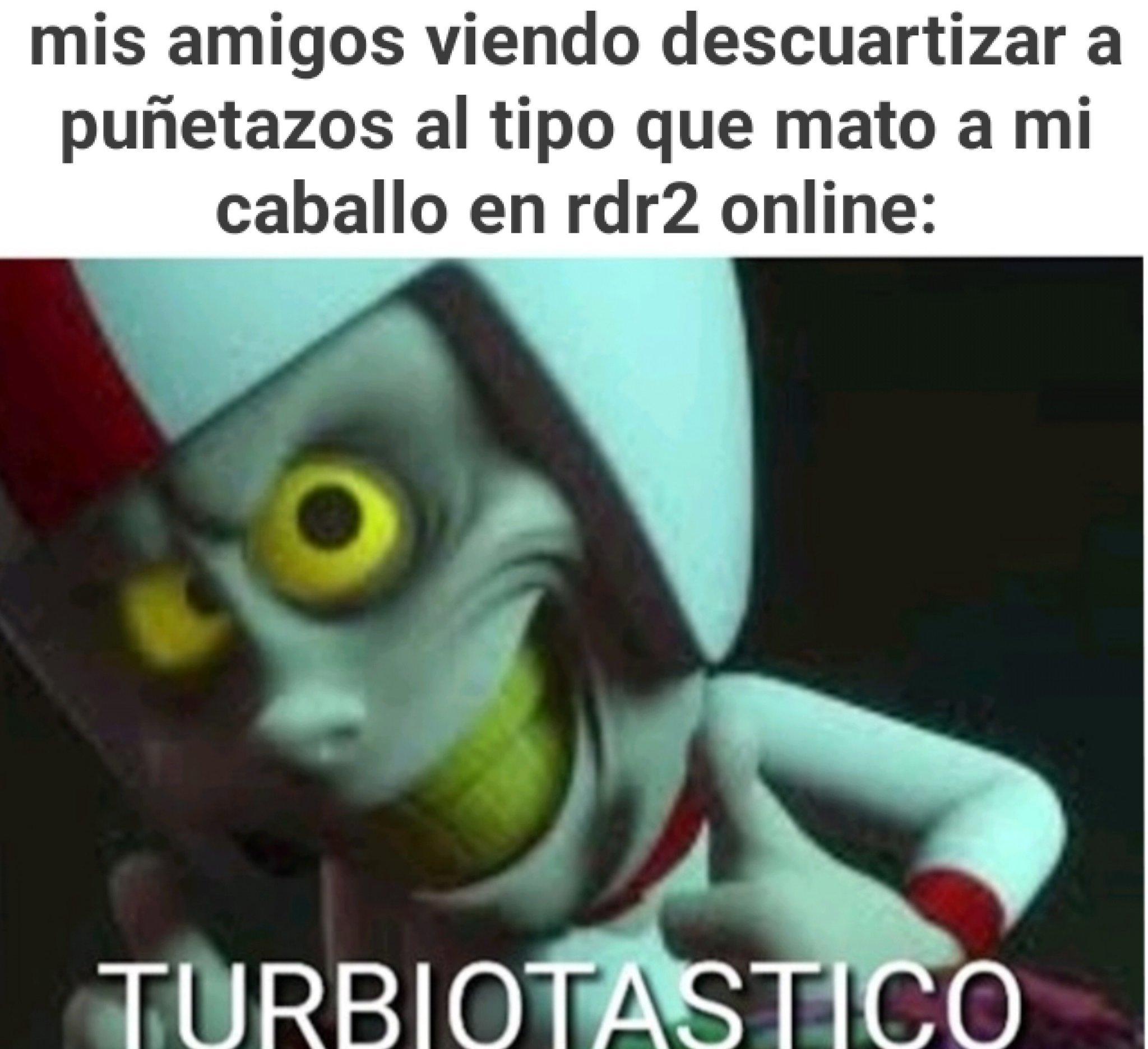 Red dead - meme